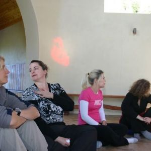 Reiki Retreat '09 - Tara Sanctuary. Beautiful and Magical Retreat place.