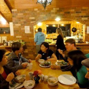 Dinner at Mana