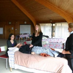 First Reiki Retreat '09- Treatment Beautiful and Magical Retreat place. Attended with stunning peopl